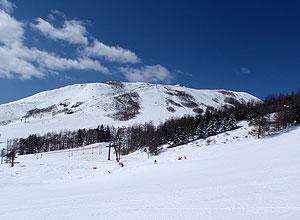 蓼科高原 スキー場